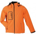 JN1000 MEN'S WINTER SOFTSHELL JACKET