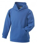 JN047K HOODED SWEAT JUNIOR