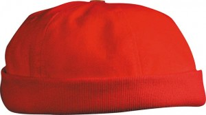 MB022 6 PANEL CHEF CAP